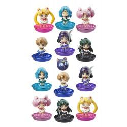Sailor Moon - Set de 6 Minis figurines New Soldiers MEGAHOUSE