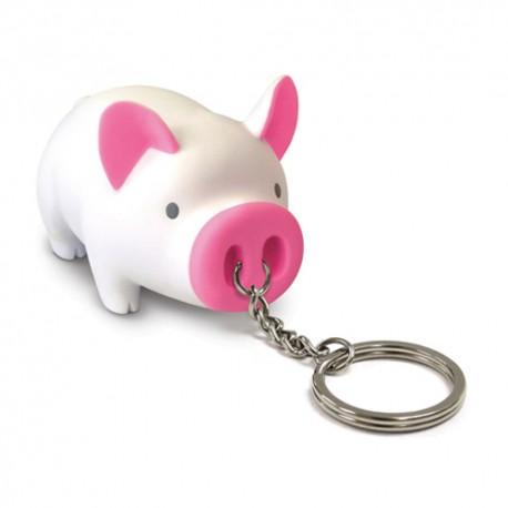 cochon porte clef