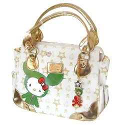 Sac à main Tokidoki & Hello Kitty