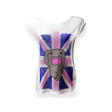T-shirt femme DOMO
