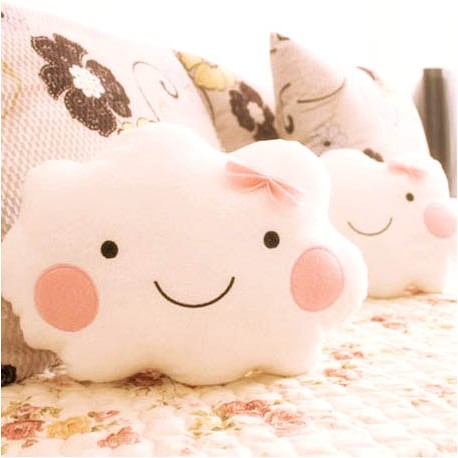 Coussin nuage Girly