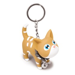 Porte-clés chaton