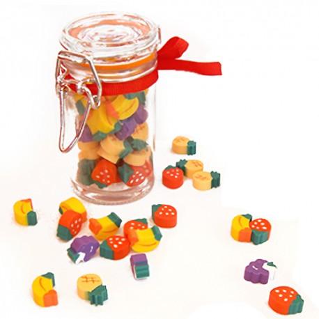 Mini-gommes fruits