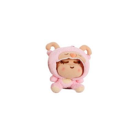 Mini Peluche petit singe déguisé