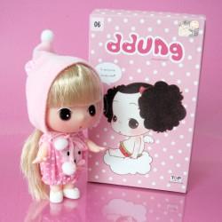 Petite poupée articulée Ddung Rose