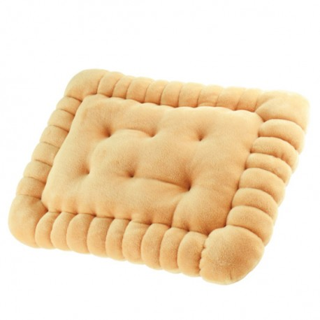 Coussin Biscuit Gourmand