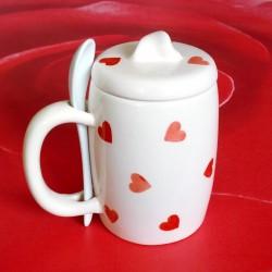 Mug Petits coeurs