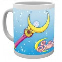 Mug - Sailor Moon bâton lunaire