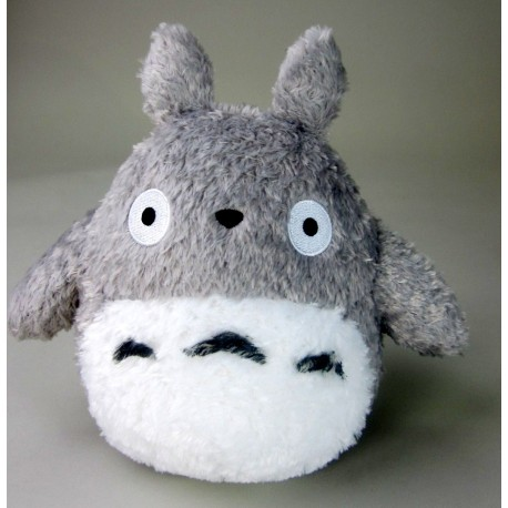 Studio Ghibli peluche Fluffy Big Totoro 22 cm