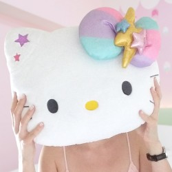 Coussin Peluche Hello Kitty XL