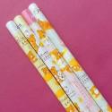 Rilakkuma Crayons Kawaii japonais par San-X, collection Bakery Pâtisserie